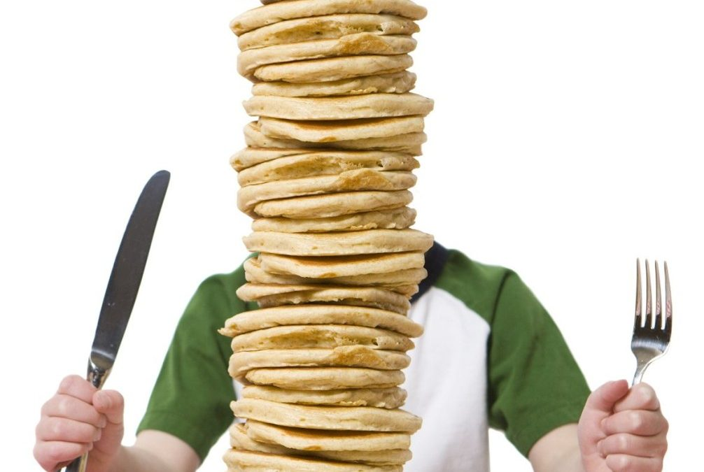 Shrove Tuesday Pancake Supper – Tuesday, February 17th at 6pm